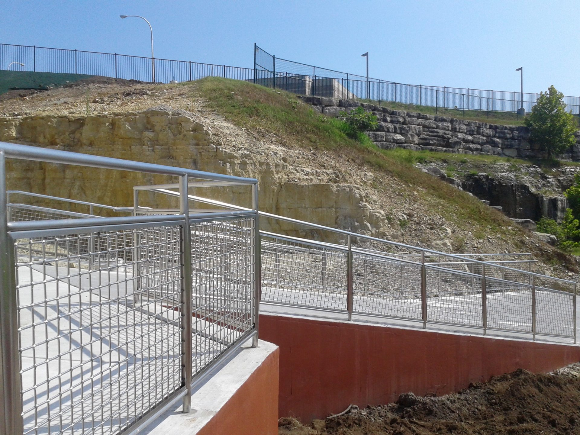 Stainless Steel Handrails - AGS